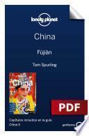 China 5. Fújiàn