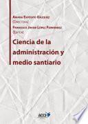 Ciencia de la administración y medio sanitario