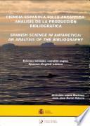 Ciencia española en la Antártida