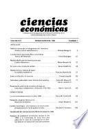 Ciencias económicas