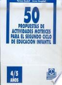 CINCUENTA PROPUESTAS DE ACTIVIDADES MOTRICES -4/5 años- FICHERO