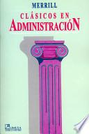 Clásicos en administración