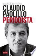 Claudio Paolillo. Periodista