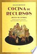 Cocina de recursos