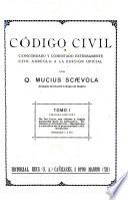 Código civil: -2. tomo apéndice. Madrid, 1892-1896. 2 v