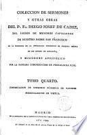 Colección de las obras del P. ---.