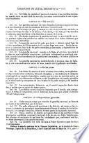 Colección de leyes, decretos y resoluciones emanadas de los poderes legislativo y ejecutivo de la República Dominicana