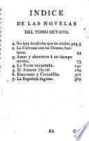 Colección de novelas escogidas