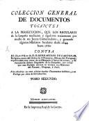 Coleccion General De Documentos