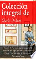 Colección integral de Charles Dickens