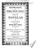 Coleccion selecta de antiguas novelas españolas