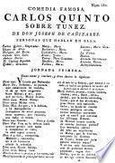 Comedia famosa, Carlos Quinto sobre Tunez