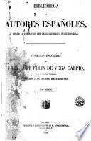 Comedias escogidas de frey Lope Félix de Vega Carpio