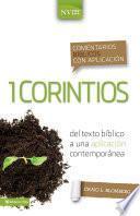 Comentario bíblico con aplicación NVI 1 Corintios