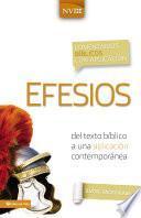 Comentario bíblico con aplicación NVI Efesios