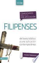 Comentario bíblico con aplicación NVI Filipenses