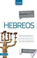 Comentario bíblico con aplicación NVI Hebreos