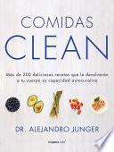 Comidas Clean (Colección Vital)
