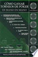 Como Ganar Torneos de Poker de Mano en Mano / How to Win Poker Tournaments Hand in Hand
