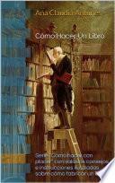 Cómo Hacer Un Libro