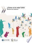¿Cómo va la vida? 2015 Medición del bienestar