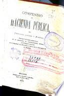Compendio de Hacienda Pública