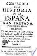 Compendio de la historia de la España transfretana