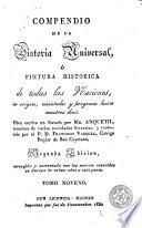 Compendio de la historia universal, ó, Pintura histórica de todas las naciones, 9