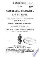 Compendio de la nosografía filosófica del Dr. Pinel