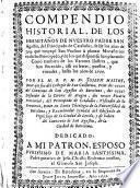Compendio historial, de los hermitaños de nuestro padre San Agustin, del Principado de Cataluña; desde los años de 394 ... hasta los años de 1699, etc