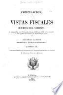 Compilación de las vistas fiscales que en materia judicial y administrativa se han expedido en el Perú