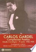 Compilación poética: 1926-1930