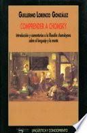 Comprender a Chomsky
