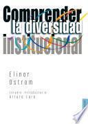 Comprender la diversidad institucional