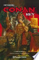 Conan Rey de Truman y Giorello (Integral)