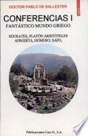 Conferencias i Fantástico Mundo Griego