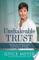 Confianza Inquebrantable