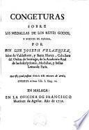 Congeturas sobre las medallas de los reyes godos y suevos de España