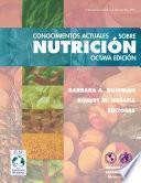 Conocimientos actuales sobre nutrición