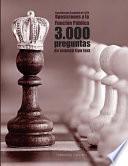 Constitución Española y 3.000 Preguntas Tipo Test de Oposiciones