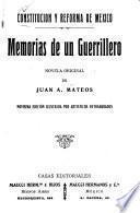 Constitución y reforma de México