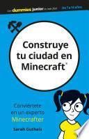 Construye tu ciudad en Minecraft