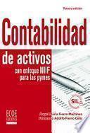 Contabilidad de activos con enfoque NIIF para las pymes