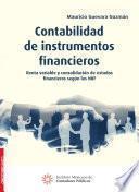 Contabilidad de instrumentos financieros