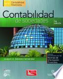 Contabilidad de Sociedades, 4a.Ed.