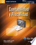 Contabilidad y Fiscalidad (GRADO SUPERIOR)
