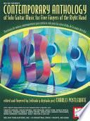 Contemporary Anthology of Solo Guitar Music