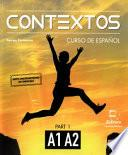 Contextos A1-A2 : Student Book with Instructions in English and Free Access to Eleteca