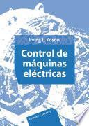 Control de maquinas eléctricas