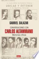 Conversaciones con Carlos Altamirano